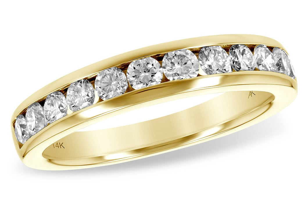14KT Gold Ladies Wedding Ring - A215-98965_Y
