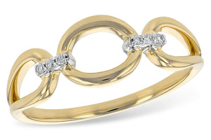 14KT Gold Ladies Diamond Ring - A217-76183_Y