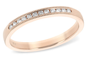 14KT Gold Ladies Wedding Ring - B215-99856_P