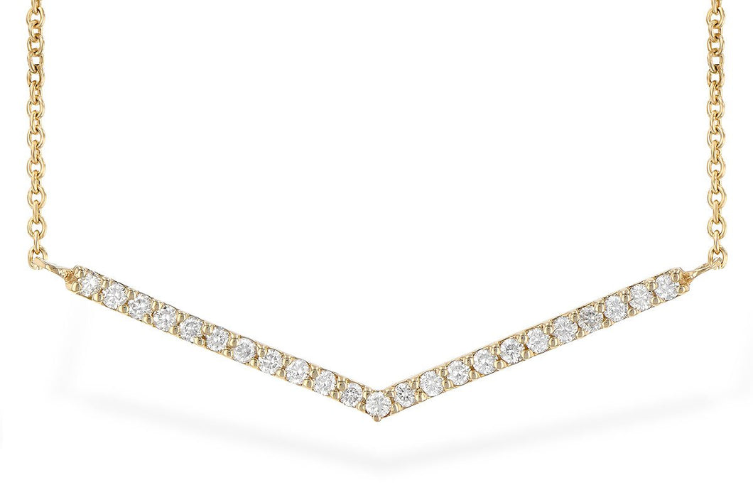 14KT Gold Necklace - B217-78083_Y