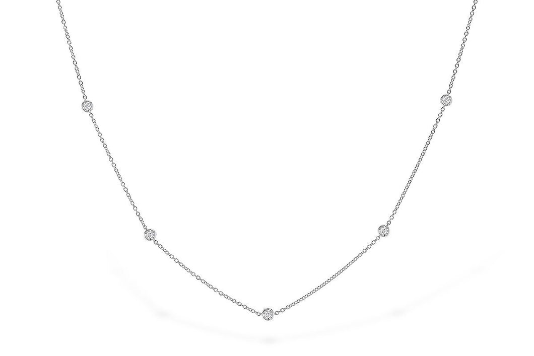 14KT Gold Necklace - B300-48974_W