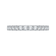 Load image into Gallery viewer, CA0071B-37W Bridal Jewelry Carizza White Gold Diamond Wedding Bands