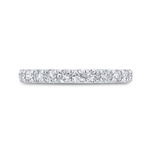 Load image into Gallery viewer, CA0467BH-37W-1.50 Bridal Jewelry Carizza White Gold Diamond Wedding Bands
