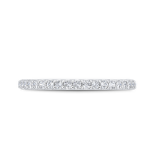 Load image into Gallery viewer, CA0471BH-37W-1.50 Bridal Jewelry Carizza White Gold Diamond Wedding Bands