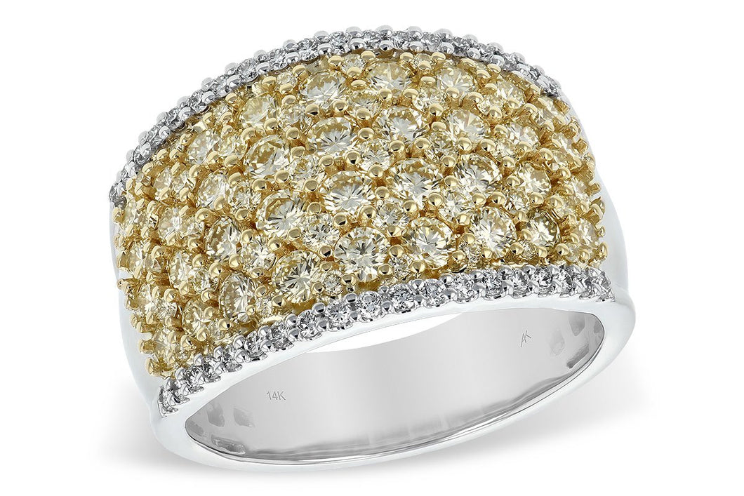 14KT Gold Ladies Wedding Ring - M216-84400_TR