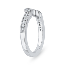 Load image into Gallery viewer, Round Diamond Wedding Band