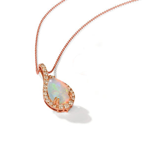 le vian creme brulee® pendant featuring 2  1/4 cts