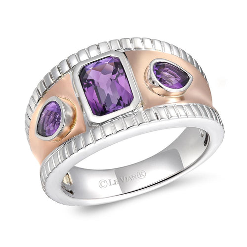 le vian® ring featuring 1  1/3 cts