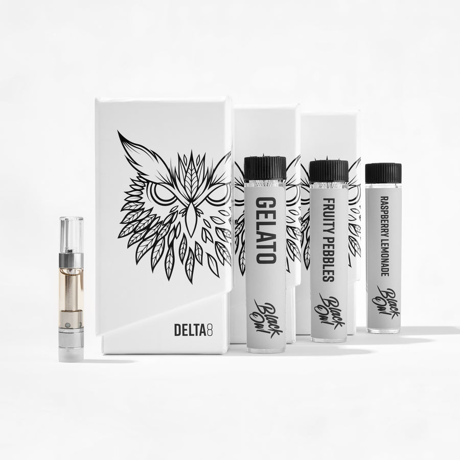 DELTA8 DISTILLATE CARTRIDGE (HYBRID|BALANCE)