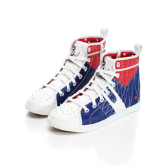 Crazy Horse Royal Blue / White / Red - Men