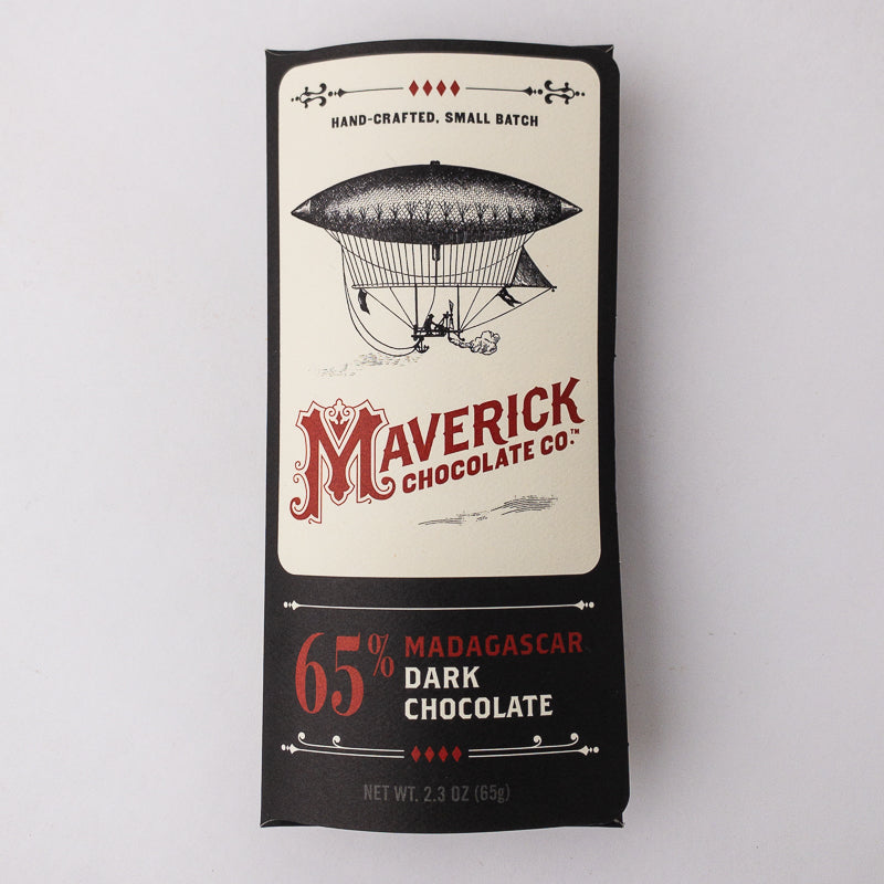 65% Madagascar Dark Chocolate