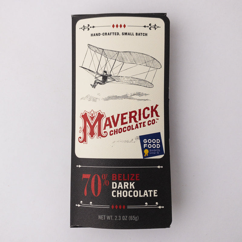 70% Belize Dark Chocolate
