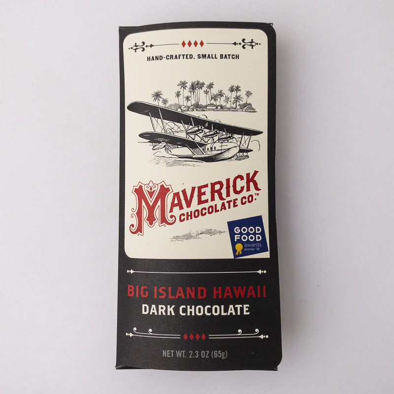Big Island Hawaii 70% Dark Chocolate