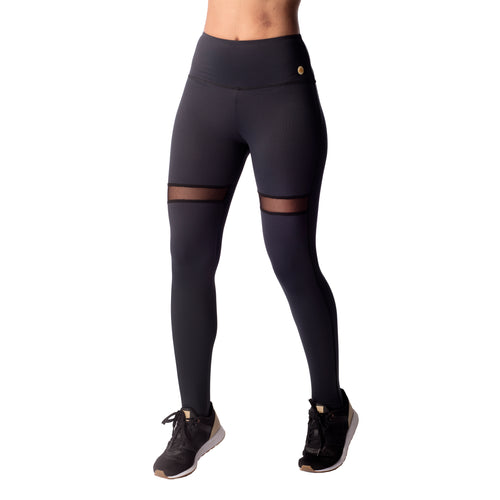 Gisele High Waisted Tulle Legging