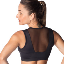 Load image into Gallery viewer, Gisele Tulle Sports Bra