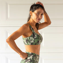 Load image into Gallery viewer, BANDEAU CAMO BRA