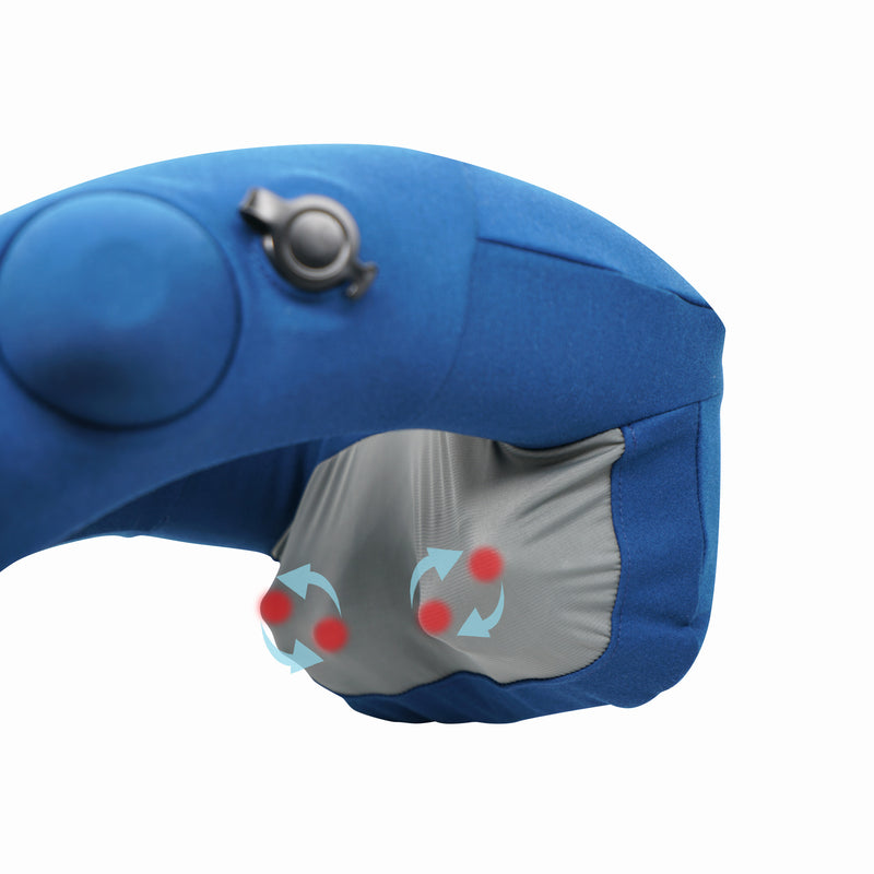 Professional Multi-functional Rolling Massager with Patented Pump for inflation