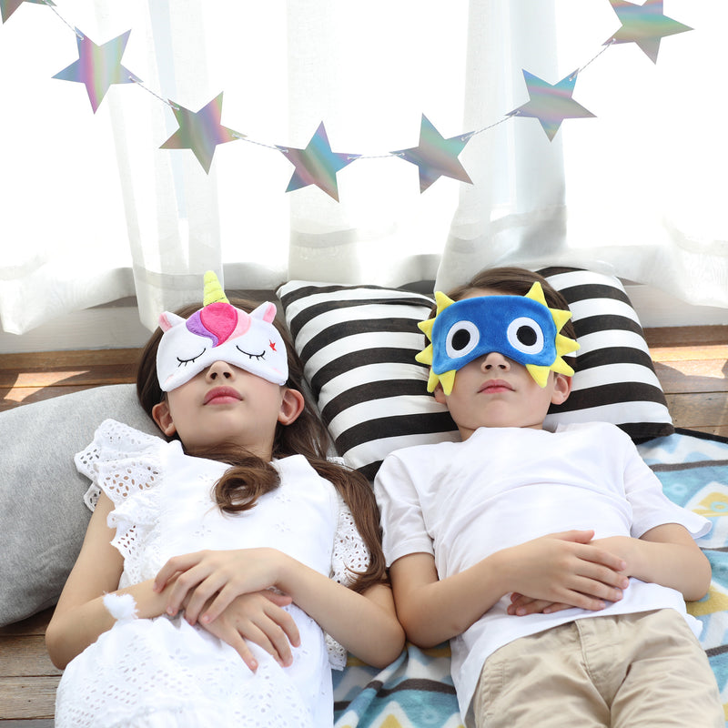 【Buy 1 Get 1 Free Promotion】Unicorn Sleeping Mask For Adult or Kids