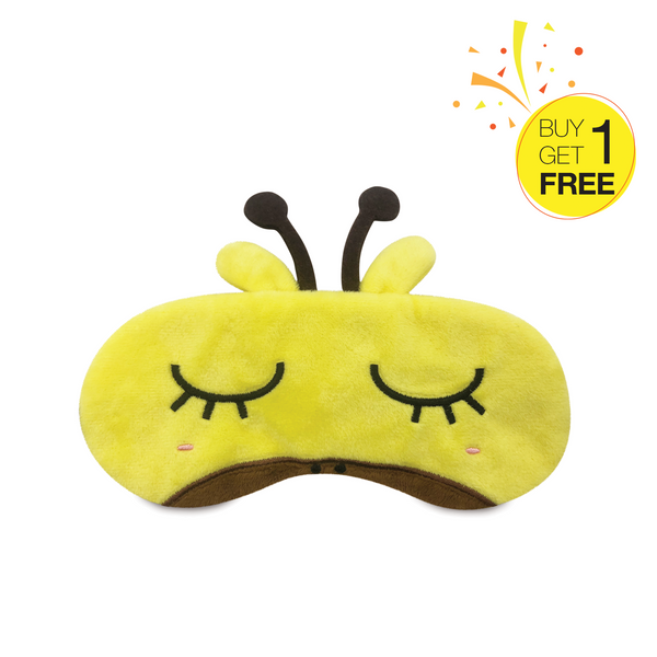 【Buy 1 Get 1 Free Promotion】Giraffe Sleeping Mask for Adult or Kids