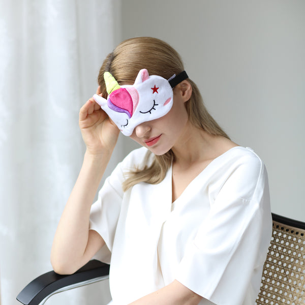 Unicorn Sleeping Mask For Adult or Kids