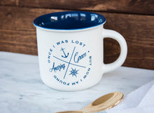 Load image into Gallery viewer, Camp Style Mug - Amazing Grace
