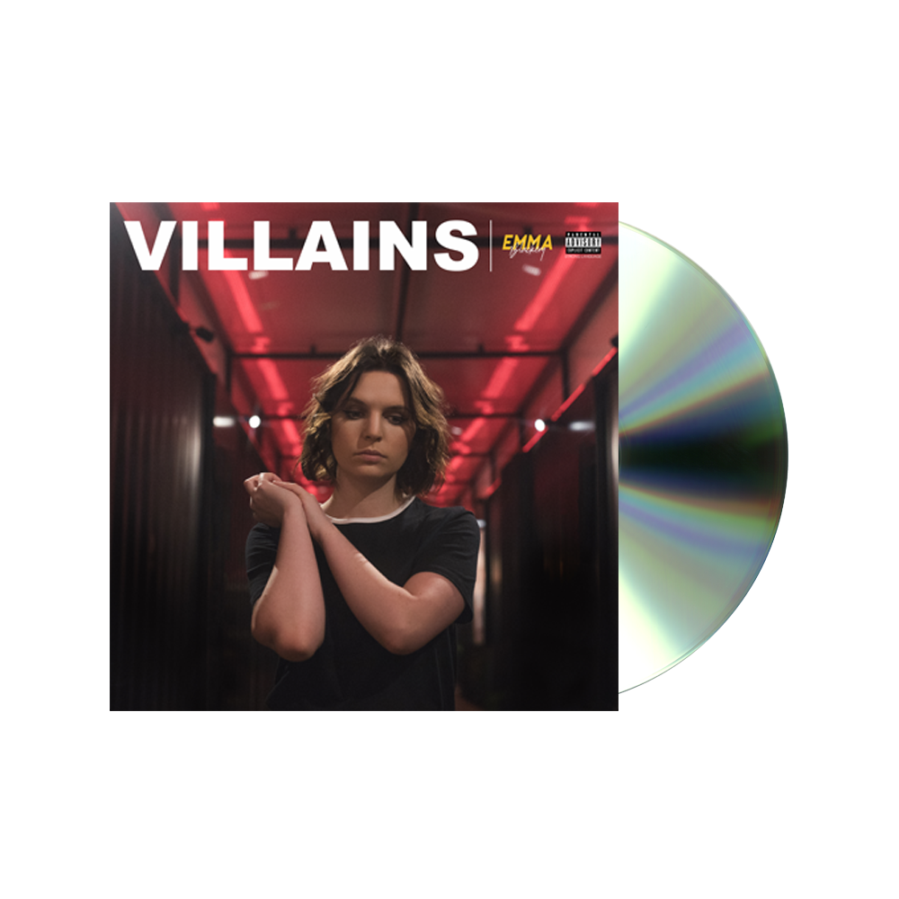 VILLAINS - CD