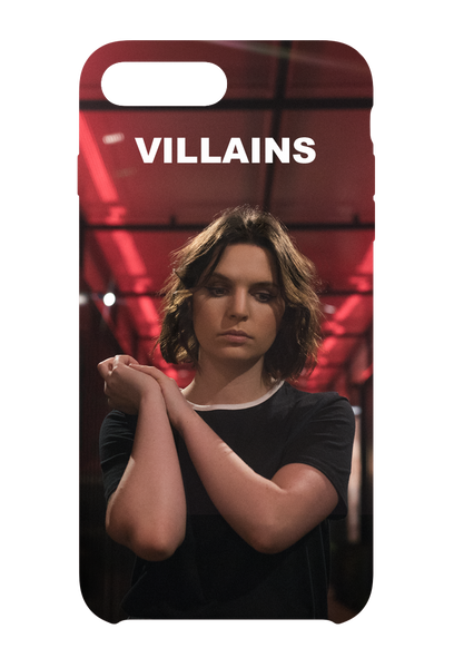 VILLAINS PHONE CASE
