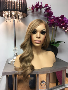 European Medical Full Lace Wig