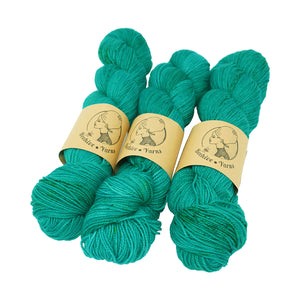Beehive Yarns - Bardot High Twist Sock Yarn - 100g - Jade Palace