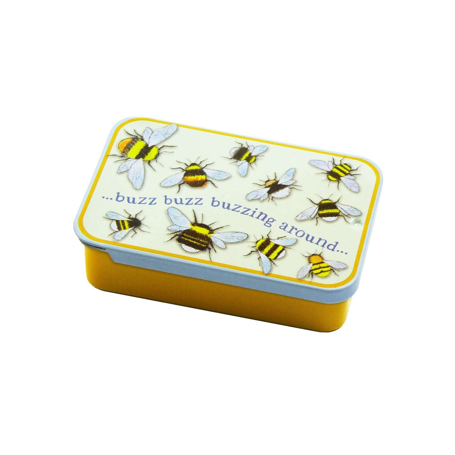Emma Ball - Bees Mini Notions Tin | Yarn Worx