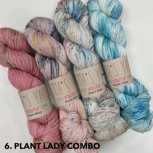 Botanique by Casapinka - Emma's Yarn Super Silky - Plant Lady  Combo | Yarn Worx