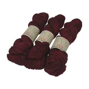 Emma's Yarn - Practically Perfect Sock - 100g - Cherry Merlot