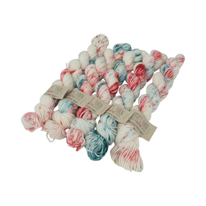 Emma's Yarn - Practically Perfect Sock Minis - 20g - Christmas Sprinkles