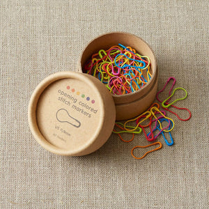 Cocoknits - Coloured Opening Stitch Markers | Yarn Worx