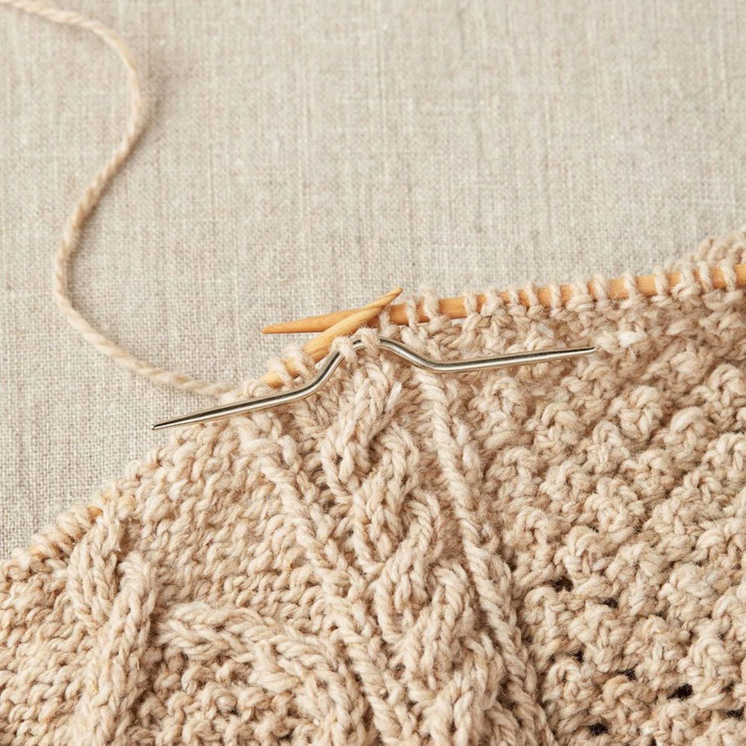 Cocoknits - Curved Cable Needles | Yarn Worx