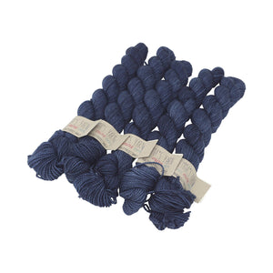 Emma's Yarn - Practically Perfect Sock Minis - 20g - Denim