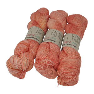 Emma's Yarn - Practically Perfect Sock - 100g - Don't Call Me Peaches