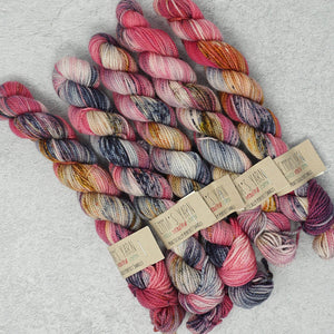 Emma's Yarn - Practically Perfect Sock Minis - 20g - She's a Dime | Yarn Worx