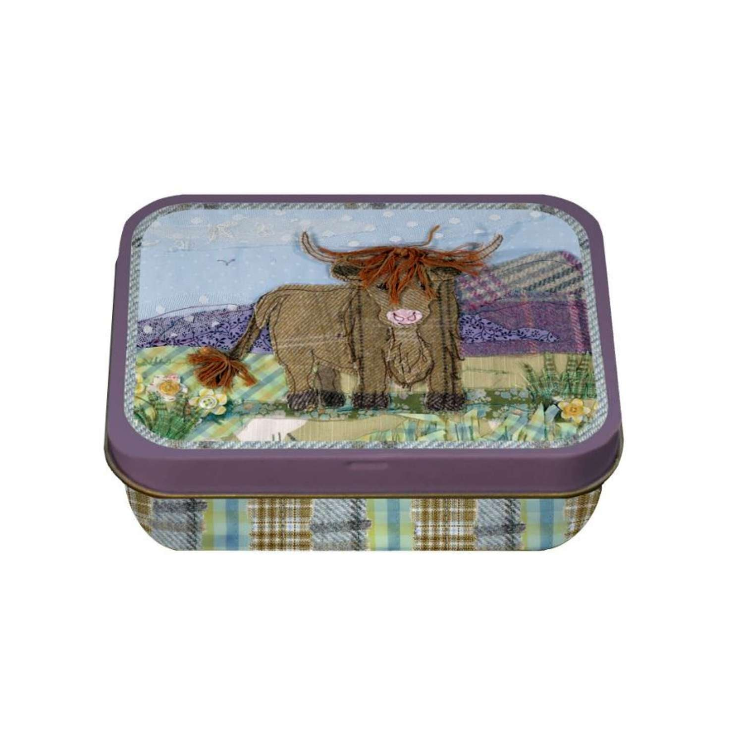 Emma Ball - Ginger Coo Tin | Yarn Worx