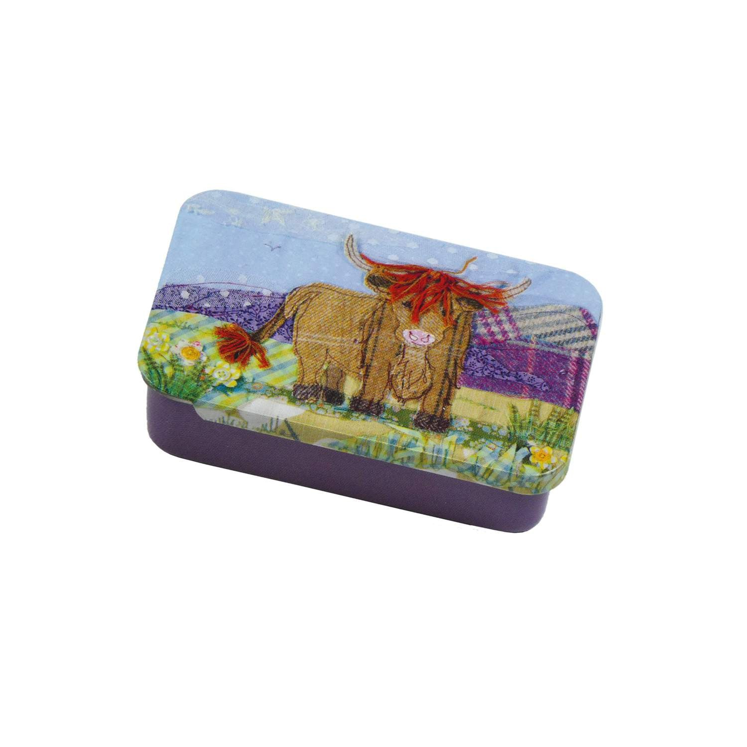 Emma Ball - Tweedie Coo Mini Notions Tin | Yarn Worx