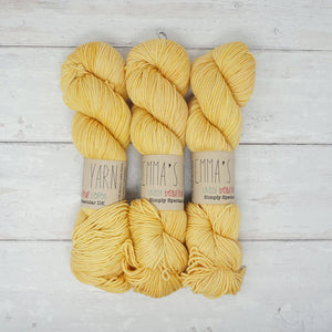 Emma's Yarn - Simply Spectacular DK Yarn - 100g - Yellow Submarine | Yarn Worx