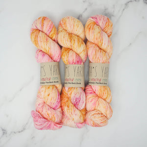 Emma's Yarn - Practically Perfect Sock Yarn - 100g - It's Sherberthday | Yarn Worx