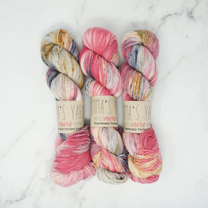 Emma's Yarn - Practically Perfect Sock Yarn - 100g - She's a Dime | Yarn Worx