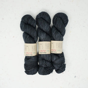 Emma's Yarn - Super Silky - 100g - After Dark | Yarn Worx