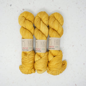 Emma's Yarn - Super Silky Yarn - 100g - Buttonwood | Yarn Worx