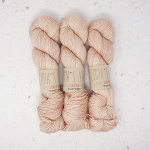Emma's Yarn - Super Silky Yarn - 100g - Himalayan Salt | Yarn Worx