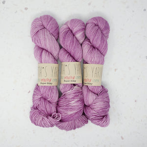 Emma's Yarn - Super Silky Yarn - 100g - Lilac you Alot | Yarn Worx
