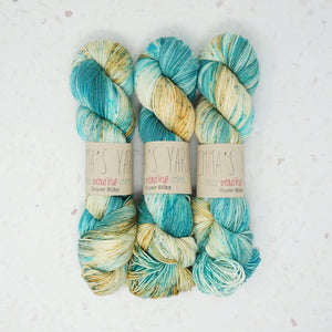 Emma's Yarn - Super Silky Yarn - 100g - Turtle Haven | Yarn Worx