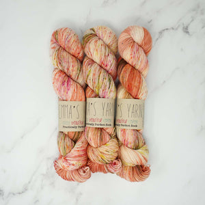 Emma's Yarn - Practically Perfet Sock Yarn - 100g - March 2021 Crazy Beautiful Colour Club | Yarn Worx
