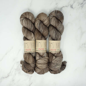Emma's Yarn - Practically Perfet Sock Yarn - 100g - Morel of the Story | Yarn Worx